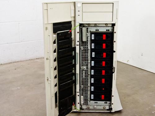 IBM 7133-500 Disk Storage System w/ Qty 16 88G6401 and Qty 3 88G6321
