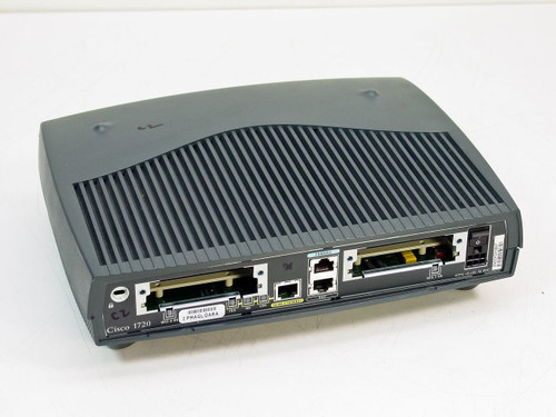 Cisco 1700 Series Router - No AC Adapter (Cisco 1720)