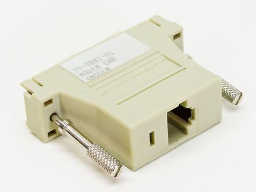 Cisco CAB-5MODCM Cable Assemblies Spares v (29-0881-01)