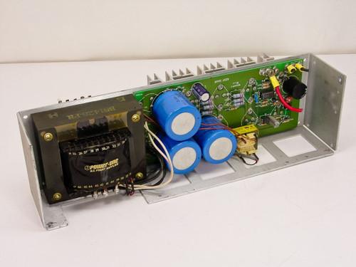 Power-One F24-12-A DC Power Supply PRI:115/230 VAC SEC:24/28 VDC 12/10 A AS-IS
