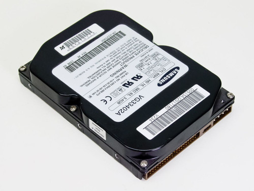 "Samsung VG33402A 3.4GB 3.5"" IDE Hard Drive - WIPED + FORMATTED"