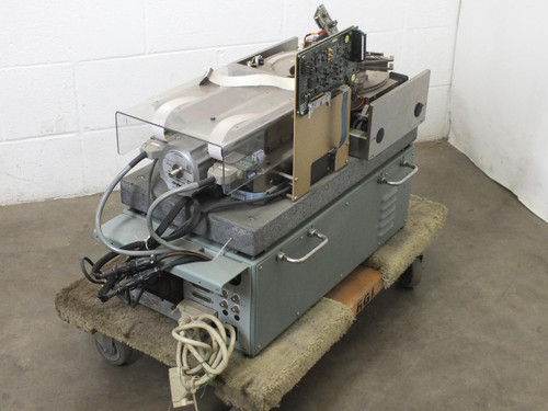 Guzik S1701 SpinStand S-1701 Hard Disk Drive Component Testing System - As Is