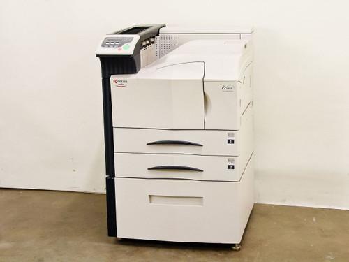 Kyocera Mita FS-9500DN Ecosys 50 PPM Laser Printer 11x17 40GB HD - Missing Wheel