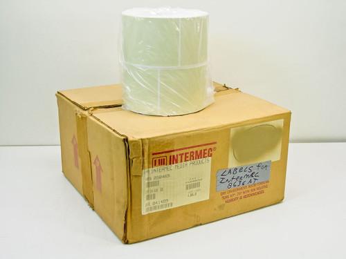 """INTERMEC 4"""" x 6"""" Printer Roll Labels - Case of 8 050469"""