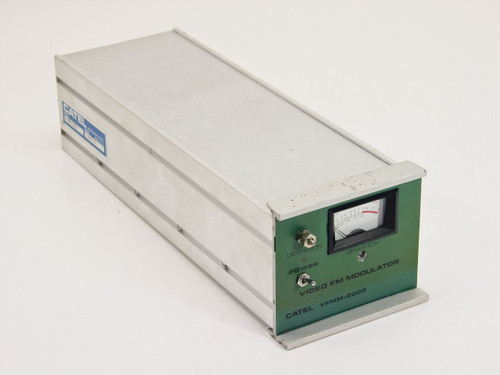 Catel VFMM-2000 Video FM Modulator, 219 to 265 MHz for Cable Television