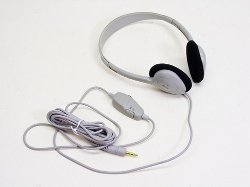 HP 5182-3552 LT-100 3.5mm Computer Headphone Stereo Mono Volume Control -Qty 100