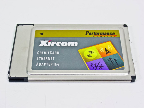 Xircom Credit Card Ethernet Adapter IIps (PS-CE2-10)