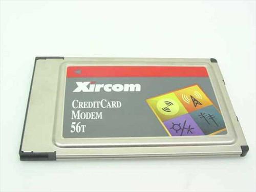 Xircom CM56T Credit Card Modem 56T for Vintage Laptops