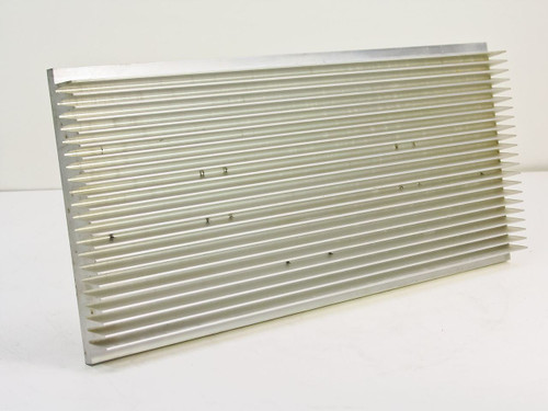Varian 135954-00j VZC-3068EW TWT RF Amplifier with LARGE Heatsink