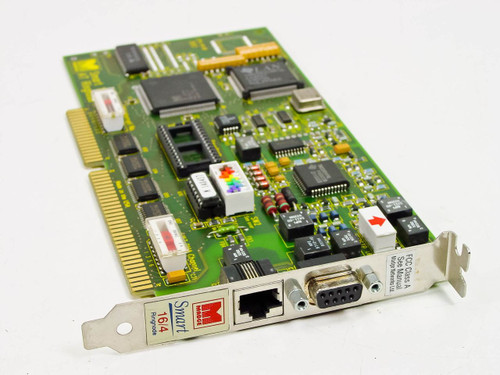 Madge Smart 16/4 AT Ringnode network Card (152-034-03)