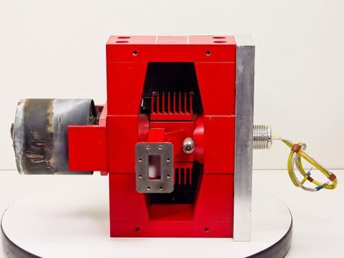 Varian Klystron RF Tube - C-Band 3.5 kW Satcom 24 Channel VKC-7936R / VJW1454B