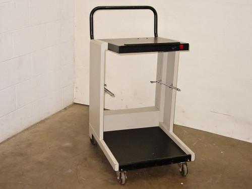 Digital MNCCT-AA Mobile AV Cart for Testing or Presentation w/ 3x AC Outlets