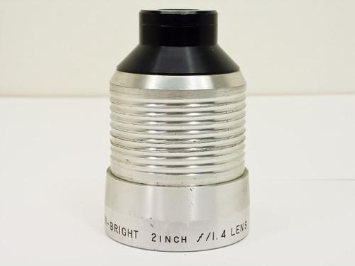 "Singer 2"" F/1.4 Graflex Super-Bright Lens"