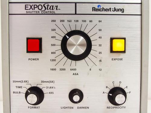 ExpoStar / Reichert-Jung  Shutter Controller 120 Volt 50 Hz 1190