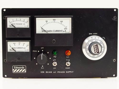 Edwards E085-47-000 240v Ion Beam HT Power Supply for Auto 306 Coater