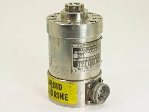 Teledyne Taber 176 Pressure Transducers 0-2000 PSI 350 Ohms