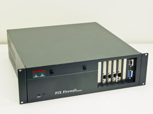 Cisco Systems Pix-520 Firewall Series Internet Security - Noisy Fan - As Is
