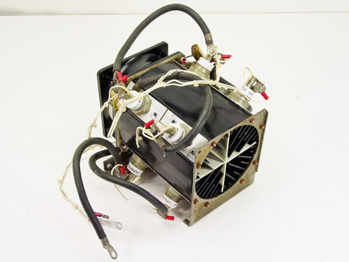 Generic Cooling System w/ 5 Blade Fan and Heat Sync (8 x 7 x 8)