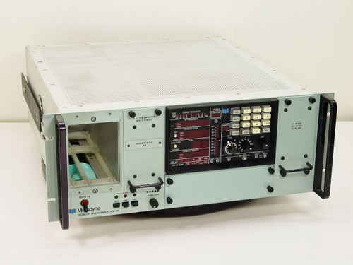 Microdyne 1400-MR Telemetry Receiver - Empty Slot A