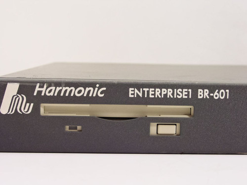 "Harmonic BR-601 ENTERPRISE1 Satellite Receiver - Fits 19"" Rackmount"