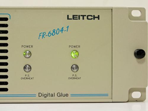 LEITCH Digital Glue Case with 2 Power Supplies (FR-6804-1)