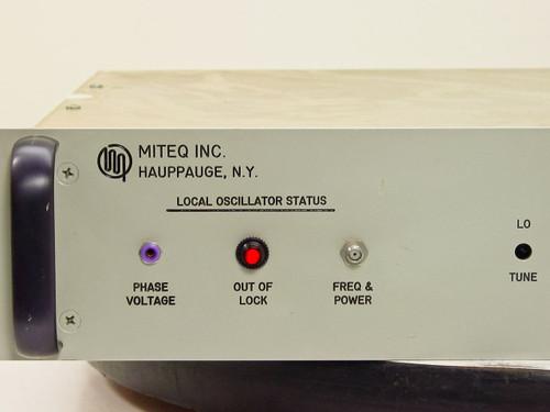 Miteq DN8000/10268 RF Satcom Downconverter 2.2~2.3GHz with LPNF-20 ZTO PLM Parts