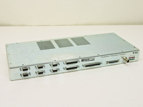 Compression Labs, Inc CLI Magnitude Multiplexer / Modular Interface 410802-01