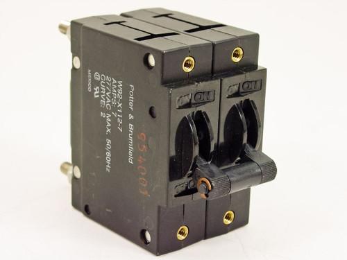 Potter & Brumfield Circuit Breaker Switch 7A (W92-X112-7)