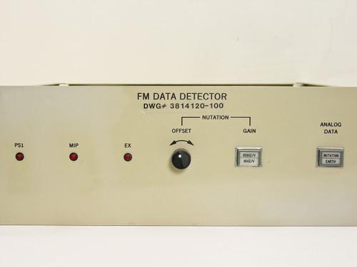 Hughes FM Data Detector 3814120-100