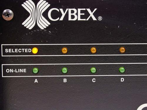 Cybex AutoBoot Commander KVM Switch (Commander 4XP)