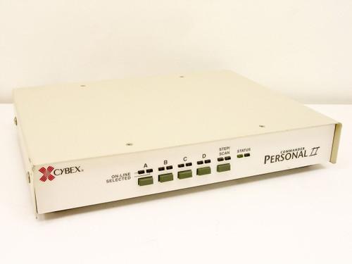 Cybex 520-161-002 Commander Personal II Switch Keyboard Mouse KVM