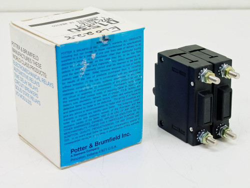 Potter & Brumfield Circuit Breaker (W92-X112-7)