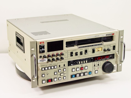 BTS BCB 70N BetaCam SP NTSC Video Cassette Recorder Player - AS IS