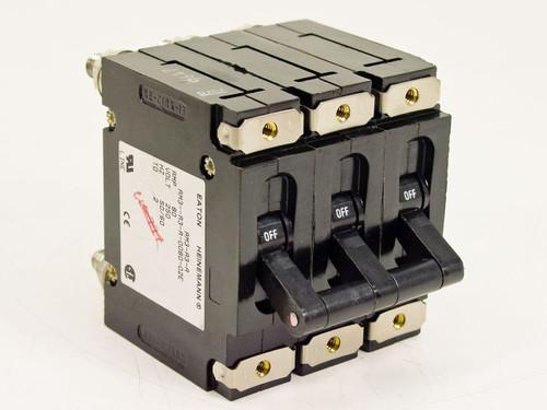 Heinemann AM3-A3-A-0080-02E 3-Pole 80 Amp Circuit Breaker 250V 50/60Hz