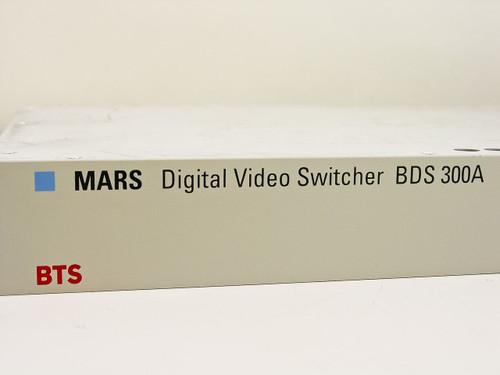 Philips 24x8 MARS Digital Video Switcher BDS-300A