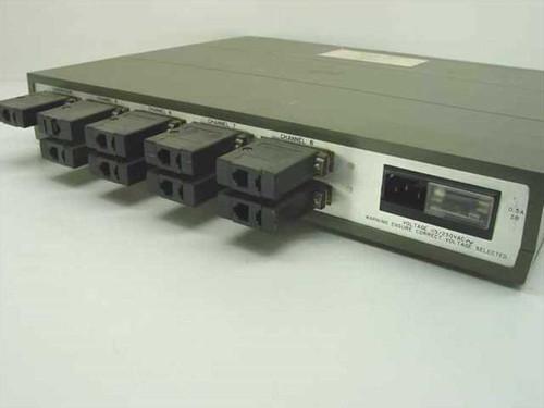 Case Bull Openline Multiplexer DCX812