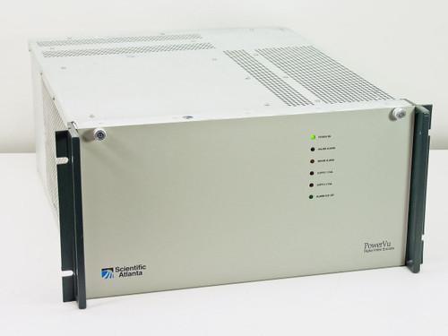 Digital Atlanta D-9110 PowerVu Digital Video Encoder w/MSync and Audio Modules