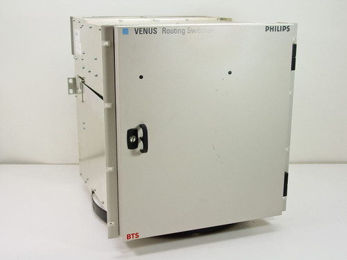Philips BTS Venus RF-401 32 OP Rack Frame 96 x 96 Video Chassis - AS IS