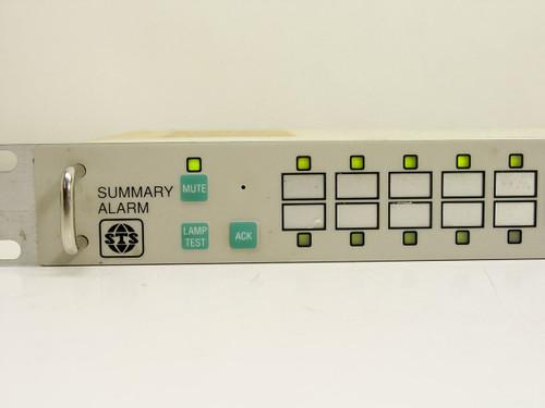 STS Serial Summary Alarm D61486-01