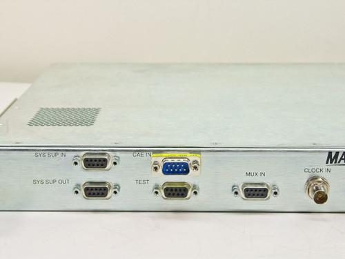 "General Instrument 00-410809-01 Magnitude DVB Scrambling System - 19"" Rackmount"