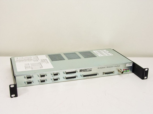 General Instrument  Magnitude MMI Plus Multiplexer / Modulator interfa 410802-03