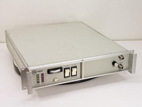 Varian VZC6961D7A1 Upconverter 5.9 - 6.4 GHz C-Band TWTA Satcom Transmitter