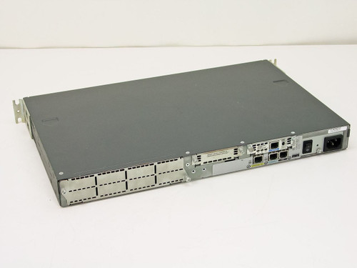 Cisco CISCO2610 MultiService Modular Access Router - 2600 Series - No Faceplate