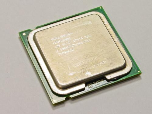 Intel Pentium 4 CPU 3.00 GHZ / 2M / 800 / 04A (630 SL7Z9)