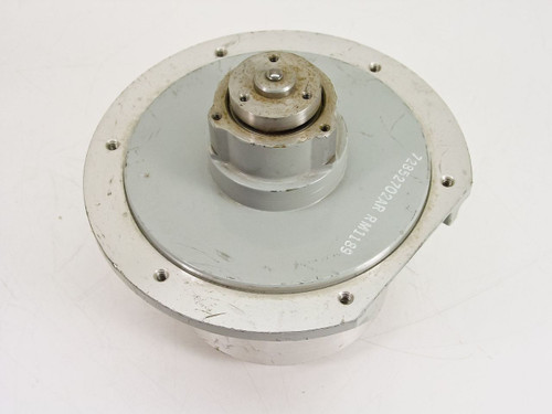 "Aluminum 72852702AR RM1189 Spindle w/ Pressed Bearing - 4"" Body 6"" OD 1/5"" Shaft"