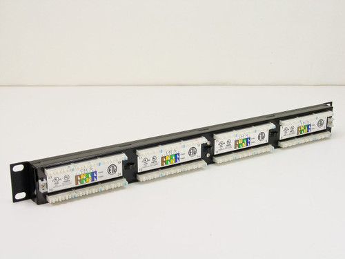 Dynacom 24 port Patch Panel (CAT 5e)