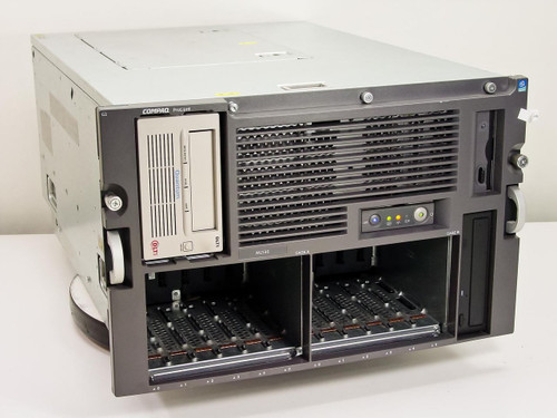 Compaq Proliant ML530 G2 Server Dual Xeon 2.8GHz P4 CPU 6GB RAM - ONE BAD PSU