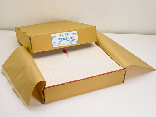 Nihon Kohden FV345-30 Medical Recording Chart Papers - New Open Box