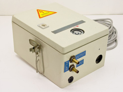 Proteus Electronic Flow Meter in Legrand Enclosure with 120/220 VAC Transformer