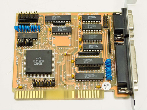 Goldstar SNB-C032 8-Bit Serial Parallel Game Card - 2SIPIG